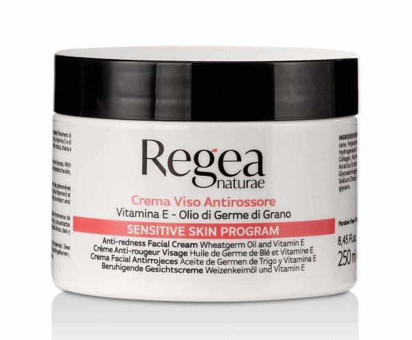 Regea Gesichtscreme-Rötungen-Tagescreme Sensitive Skin, 250ml