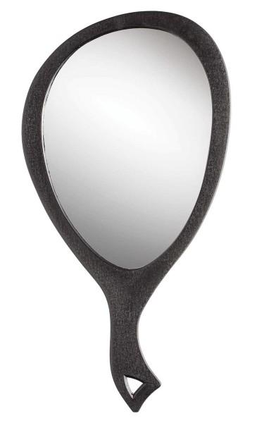 Extra Großer Friseur-Spiegel 49 cm, Handspiegel Kosmetex