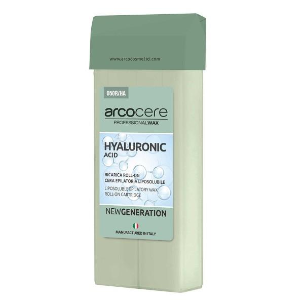Wachspatrone HYALURON Creamy arcocere, 100 ml