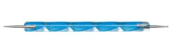 Doppelseitig Punktierer Pinsel für Nailart, Nail Art Dotting Tool