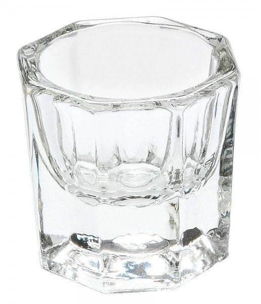 Dappenglas, klar
