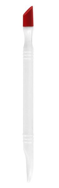Pferdefuß mit Echtem Gummihut, Hufstäbchen, 11.5 cm
