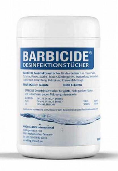 Barbicide Desinfektionstücher, 120 Stück