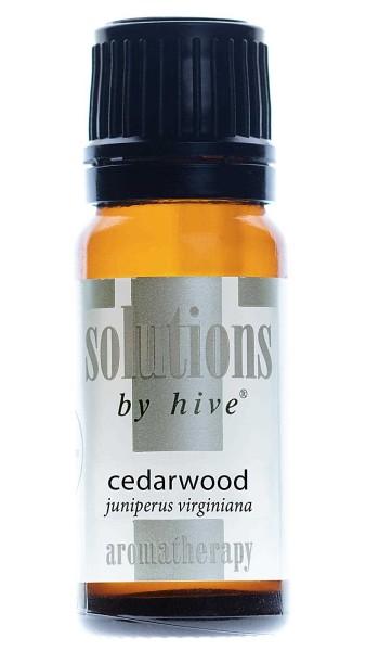 Hive Zedernholz ätherisches Öl, Zedernholzöl Solution, 12ml