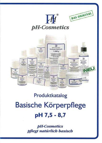 Produktkatalog A5, ph-Cosmetics
