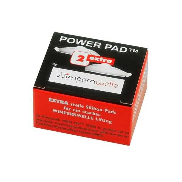 Wimernwelle POWER PAD, 4 Paar