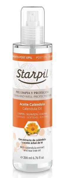 Starpil After Wax Calendula Post Epil Öl Sanitizer, Starpil, 200ml