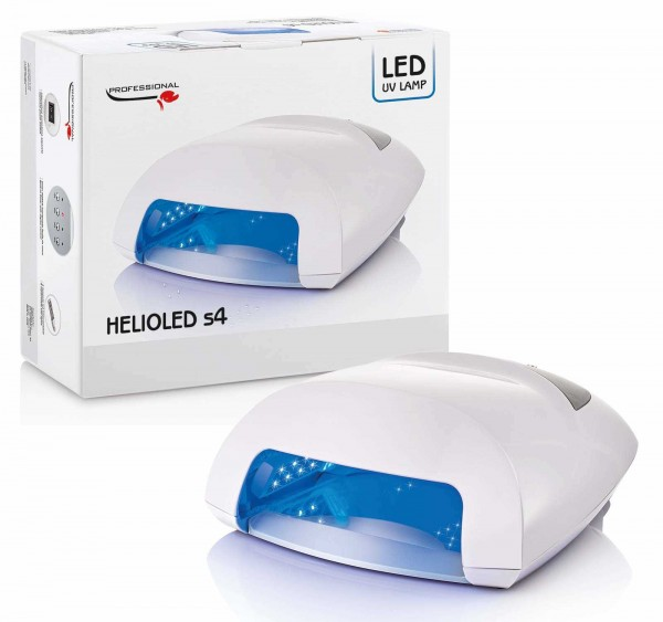 HELIOLED S4 ist eine Professionelle UV-LED Lampe-Farbe weiß