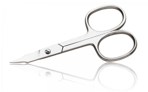Nagel- und Nagelhautschere mit Doppelverwendung