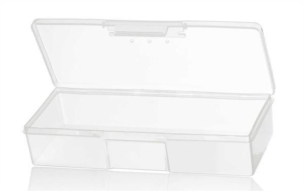 Aufbewahrungsbox, transparent