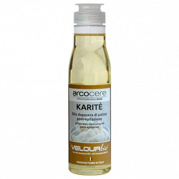 arcocere After-Wax Öl mit Karite Sheabutter, 150ml