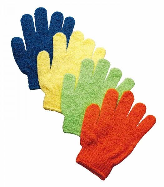 Peelinghandschuh, für intensives Peeling und Massage, trocken oder nass