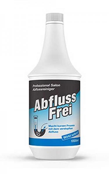 Abfluss Frei, Professional Salon Abflussreiniger, 1 Liter