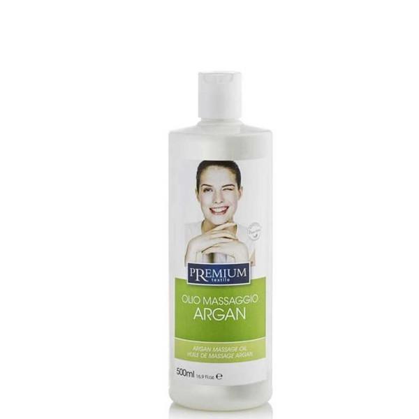 Premium Massageöl Argan, 500ml