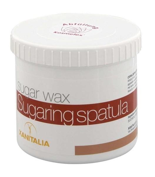 Xanitalia Sugaring - Spatula, für Anfänger, Spateltechnik, Zuckerwachs, 500g