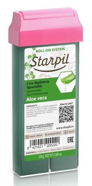 Starpil Wachspatrone Aloe Vera mit Pigmenten, 110g