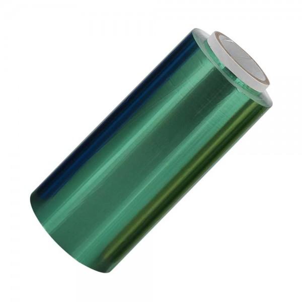 Grün Alufolie, 12 cm breit, 15 MICRON
