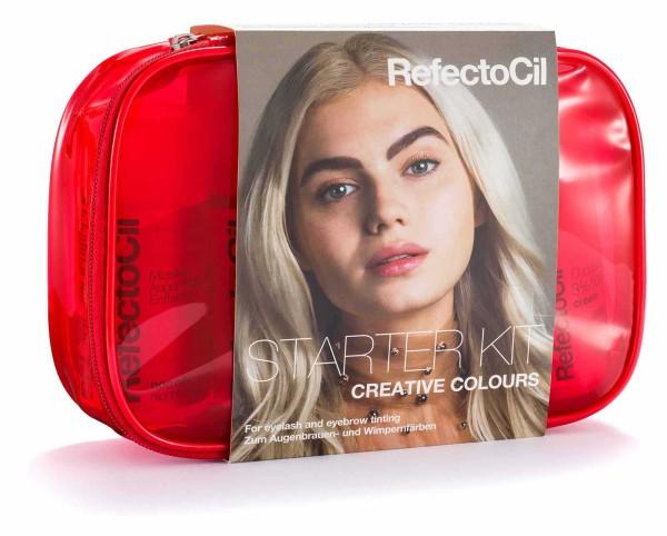 RefectoCil Starter Kit Creative Colours Augenbrauen Wimpernfarben