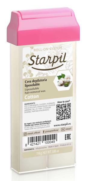 Starpil Wachspatrone Ultra Creamy Cotton, 110g