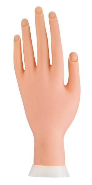 Übungshand für Maniküre, Kunststoff Hand