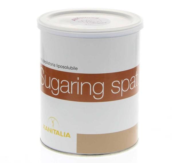 Xanitalia Sugaring - Spatula, für Anfänger, Spateltechnik, Zuckerwachs, 1000g