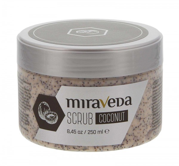 Scrub Gesicht Peeling Coconut Miraveda ItalWax Kokos