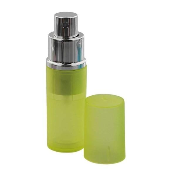 Zerstäuber,Grün Parfümzerstäuber, Taschenzerstäuber, Pump Zerstäuber für Unterwegs, 8ml