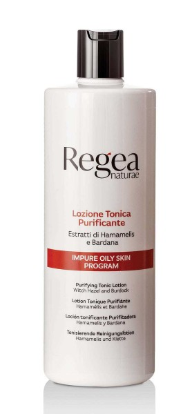 Regea Gesichtswasser-Toner für Fettige Haut, 500ml
