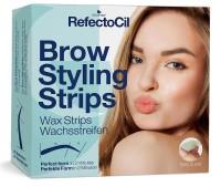 RefectoCil Brow Styling Strips, 20 Anwendungem