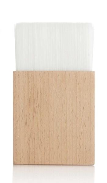 Wellness Massage Packung Maskenpinsel mit Holzgriff