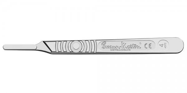 Skalpellgriff Nr. 4 Swann Morton 13cm Skalpellhalter 4183