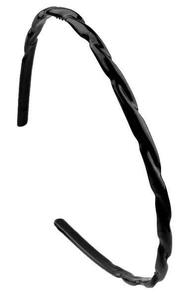 Haarreif,Haarschutzreifen,Kosmetik Haarreifen in Schwarz