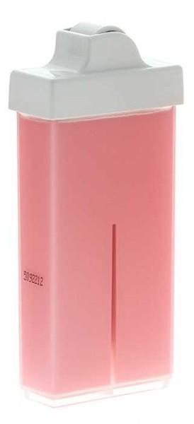 Wachspatrone Rosa Premium - Schmaler 15mm Rollkopf