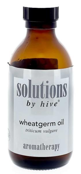 Hive Weizenkeimöl, Trägeröl für ätherische Öle, Basisöl für die Aromatherapie, Solutions, 150ml