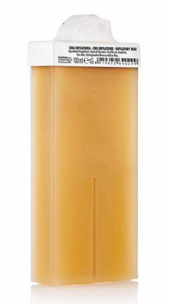 Wachspatrone Honig, Roll-On Schmal 15mm, Xanitalia 100ml