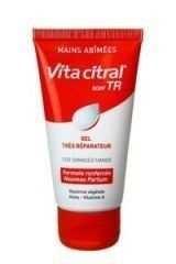 Vita Citral TR-Intensive-Pflege-Gel für beanspruchte, spröde und schrundige Hände, 100ml