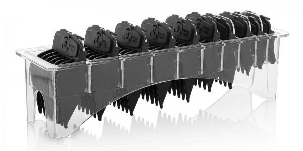 10 x magnetischen Kammaufsätzen für Haarschneidemaschine