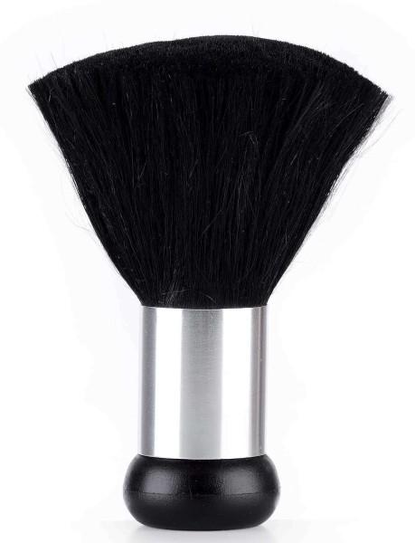 Friseur Nackenpinsel mit Silbergriff