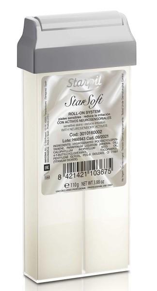 Starpil StarSoft White Wachspatrone, 110g