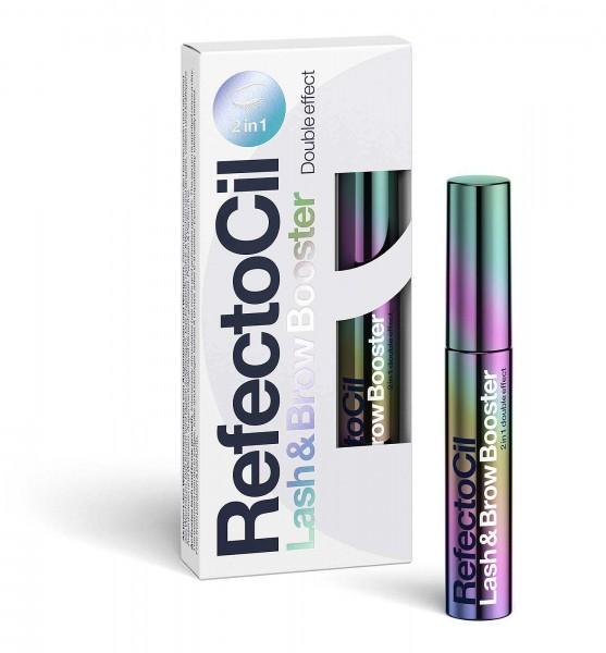 RefectoCil Lash & Brow Booster, Wimpern und Augenbrauchen Wachstum, 6ml