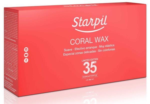 Starpil Filmwax Coral, 1 kg Blöcke
