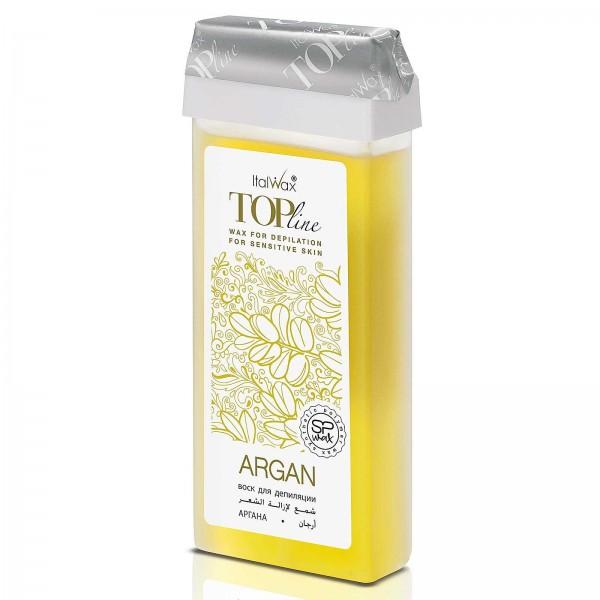Wachspatrone Argan Top Line Italwax, 100 ml