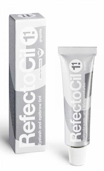 RefectoCil Augenbrauen- und Wimpernfarbe, 15ml,