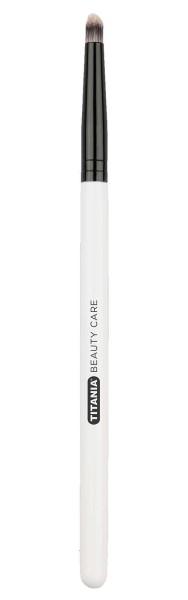 Titania Präzisions-Lidschattenpinsel, Make up Pinsel, Banana Eyeshadow Brushes, Kosmetikpinsel, gro