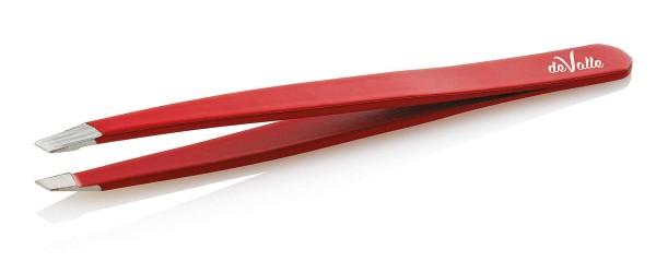 Augenbrauenpinzette, farbig, 9.5 cm, deValle,
