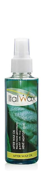 After Wax Öl Minze Menthol Italwax,