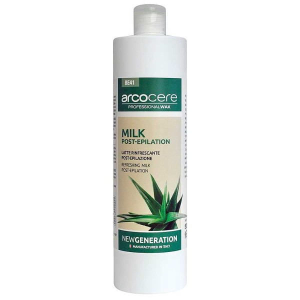 arcocere After-Wax Milch mit Aloe Vera, 500ml