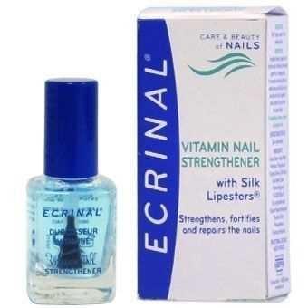 Ecrinal Nagel-Härter mit Lipester, für weiche, empfindliche, glanzlose, brüchige und splitternde Näg
