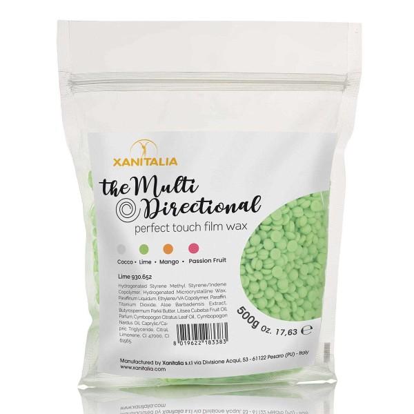 Wachsperlen Multidirektional, Lime