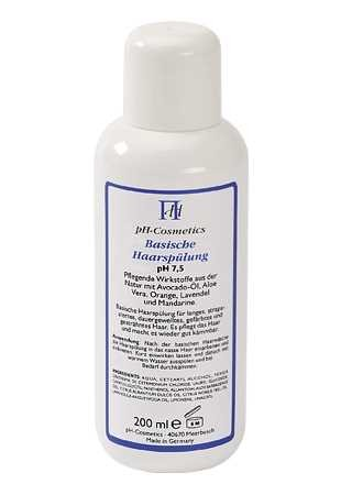 Basisches Haarspülung pH 7,5) 200ml